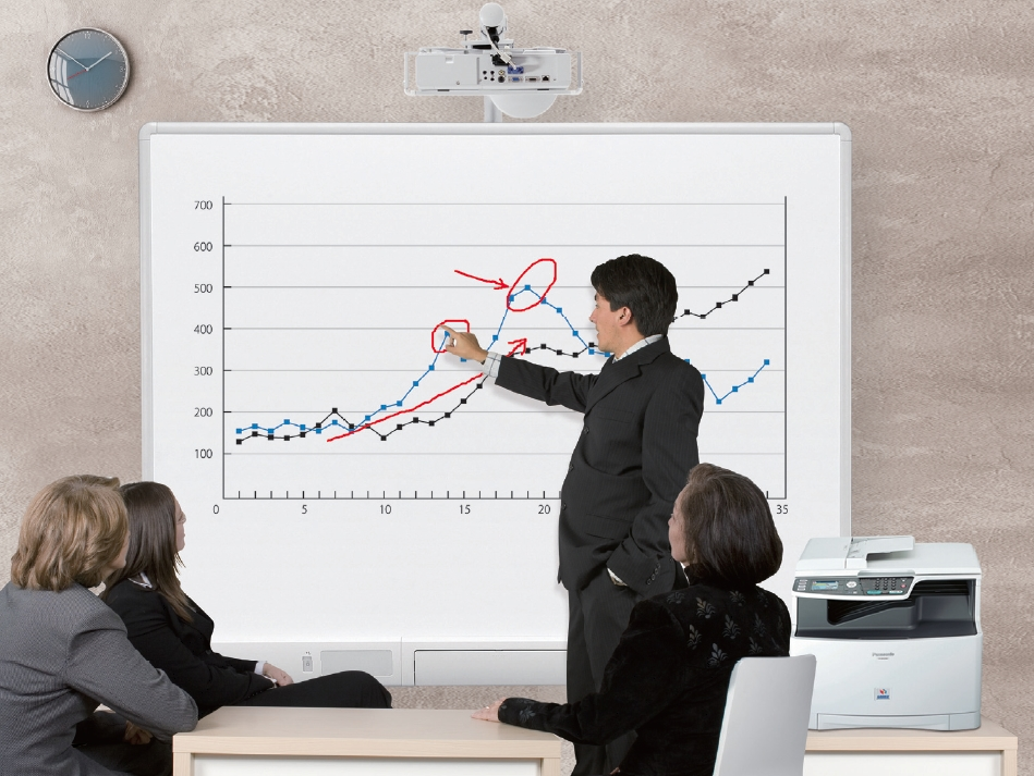 The Ultimate Conference Room - Whiteboard conference table