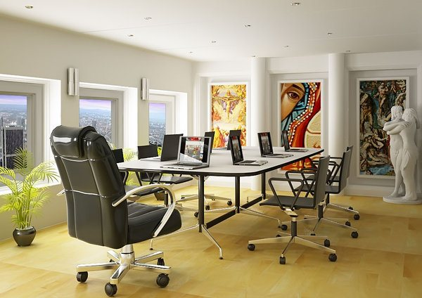 The ultimate conference room for Ultimate office design