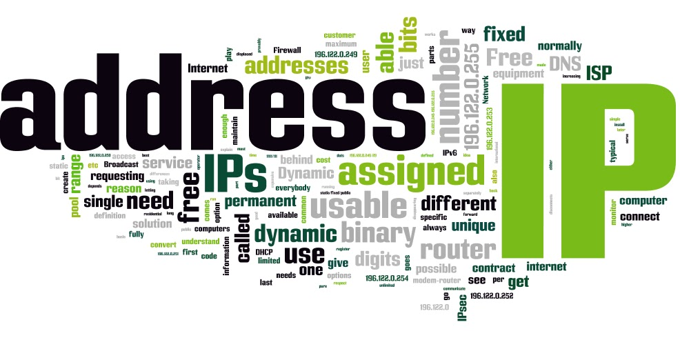 how to move subdomain to another ip address