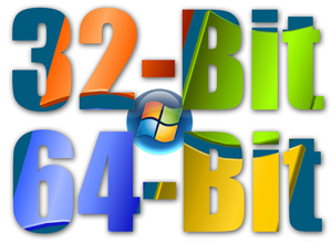 Two of the terms widely used among computer talk are 32-bit and 64-bit.  It's probably common knowledge by now that 64-bit is always the better  option when ...