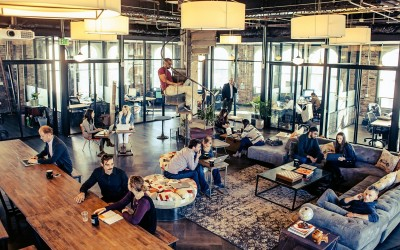 The multi-billion dollar Coworking industry